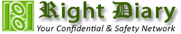 Rightdiary பகிர் – Share